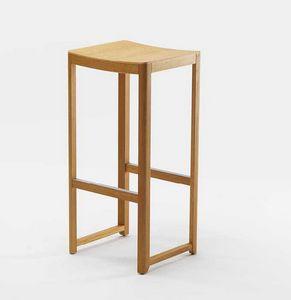 Seleri stool, Sgabello in legno senza schienale