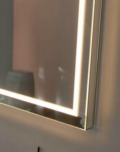 Nuxe E300, Specchiera con cornice illuminata a LED
