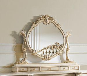 ART. 2859L, Specchiera classica con cassettini
