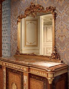 Art. 413, Specchiera classica intagliata