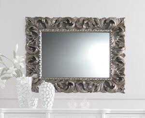 Art. 610, Specchio con cornice intagliata