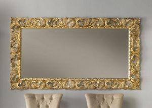 Art. 803, Specchiera intagliata, finitura oro
