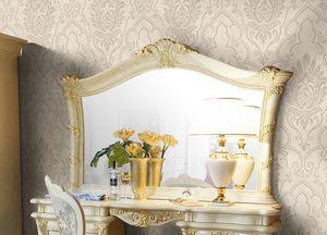 Madame Royale specchiera, Specchiera classica da appoggio