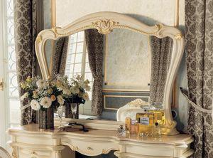 Opera speccho, Lussuosa specchiera da appoggio