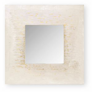 Africa Golden city, Specchio con decorazione pantografata