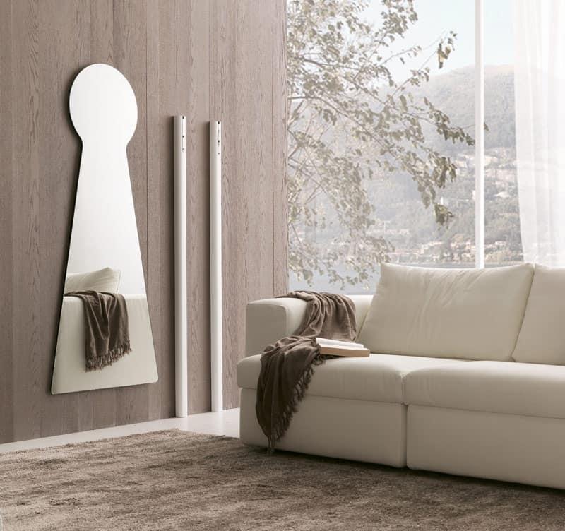 Specchio realizzabile in varie forme e dimensioni  IDFdesign