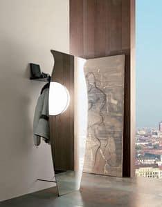 dl200 madrid, Specchio a forma di vaso, per ingressi