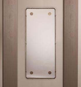 DOMINO HF2076MI, Specchio rettangolare per salotti