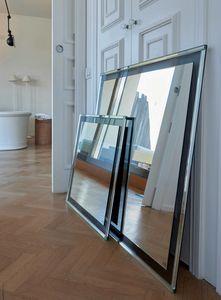 Elen 357, Specchio su vetro in cristallo