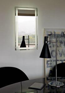 Elen E357, Specchio retrolluminato LED