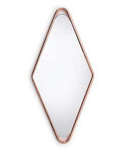 Frame D, Specchio a forma di rombo