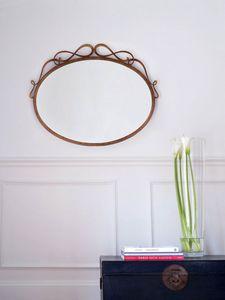 Griselda, Specchio a muro in ferro