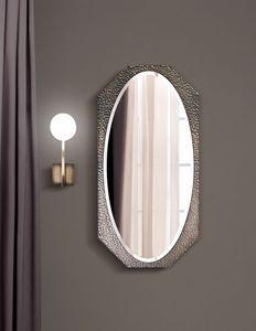 Marylin specchio, Specchio con cornice ottagonale