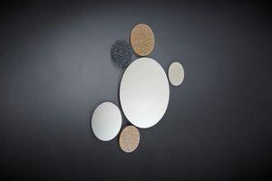 Uranus specchio, Specchio da parete moderno di design