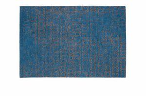 Blue Ocean Micro, Tappeto rettangolare per soggiorno