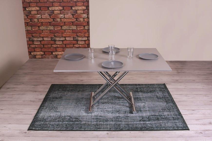 Tavolino trasformabile in tavolo da pranzo | IDFdesign