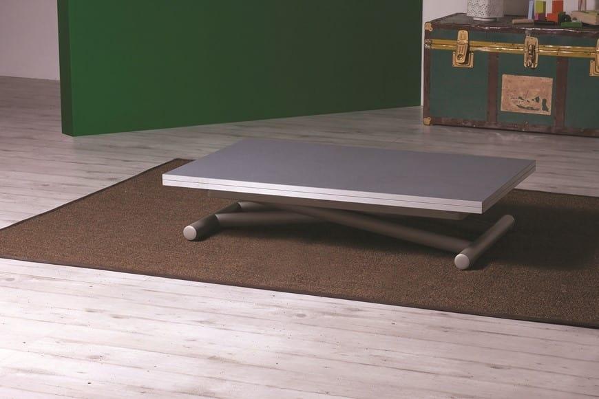 Tavolino regolabile in altezza e larghezza | IDFdesign