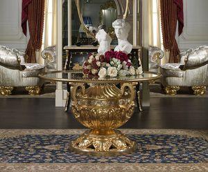 Art. 9090/R Luigi XVI - Versailles, Prestigioso tavolo intagliato