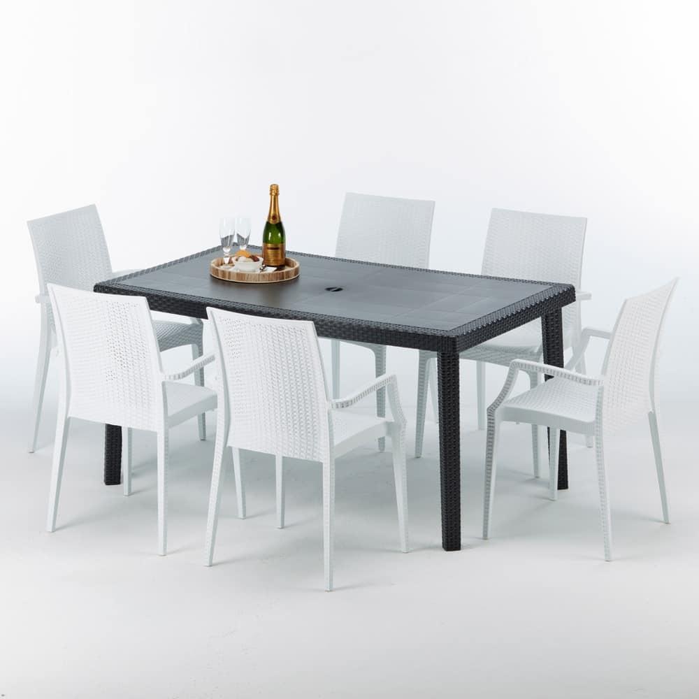 Tavolo per esterni, di alta qualità, componibile | IDFdesign