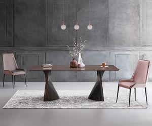 Bow, Elegante tavolo da pranzo