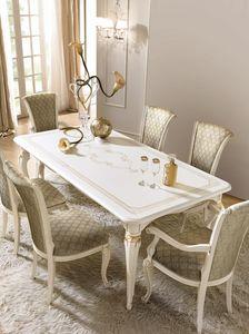 Fenice Art. 1620  - 1621 - 1622, Eleganti tavoli da pranzo