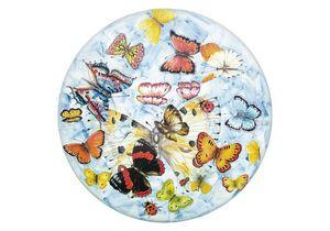 Natura Butterfly, Tavolo per interni ed esterni, con farfalle decorative