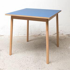 Tavolo BOLZ 80x80 cm, Tavolo quadrato a prezzo outlet