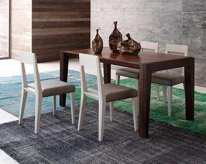 Tea, Tavolo da pranzo in legno