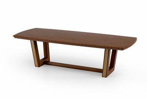 ART. 3426, Tavolo in legno e metallo