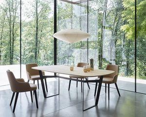 Obi, Elegante tavolo da pranzo