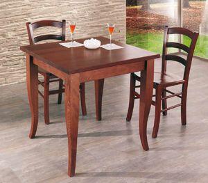 Cral, Tavolo in legno per ristorante