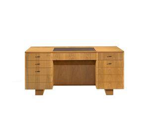 Roma 5078, Scrivania professionale in legno