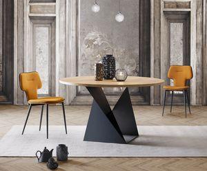 Cube, Tavolo elegante ed armonioso
