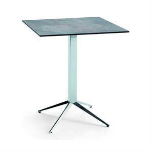 Teorema Q, Tavolo quadrato, per bar e ristorante