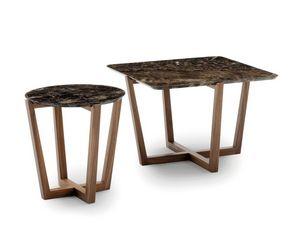 Albert1, Tavolini con piano in marmo