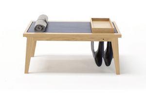 Bergen, Tavolino multifunzionale in legno