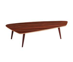 Frank 5615/P, Tavolino in legno di palissandro