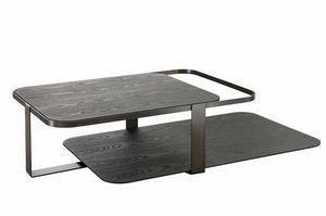 Montecarlo tavolino, Tavolino con due ripiani