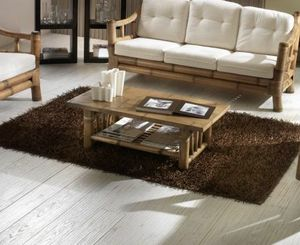 Tavolino Kona, Tavolino rettangolare in bamb�