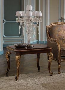 ART. 2080, Tavolino classico lato divano