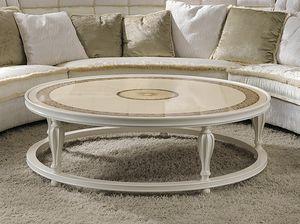 ART. 2938, Tavolino tondo in erable