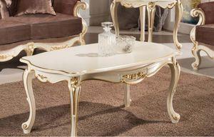 Art. 3704, Tavolino classico per salotto