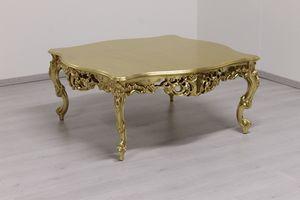Finlandia XL, Tavolini intagliati stile New Barocco