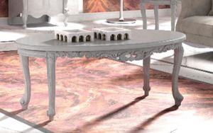 Smeraldo Art. 5014, Tavolino in legno laccato