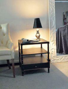 Art. 600 Elena tavolino con cassetto, Tavolino con cassetto, prezzo outlet