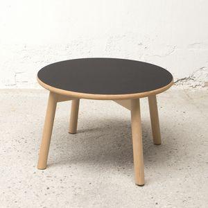 Tavolino Tondo diam.50 cm, Tavolino rotondo, a prezzo outet