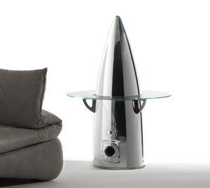 AIR-TAV0150, Tavolino realizzato con parti di aeroplano