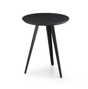 ART. 0099-3-60CONTRACT AKY, Tavolino con base rotonda