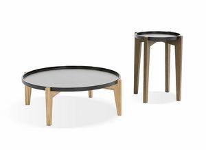 Globen, Tavolino tondo per salotto