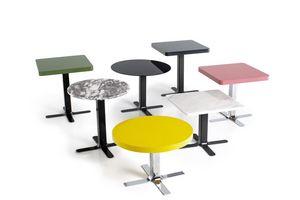 Plus, Collezioni di tavolini personalizzabili